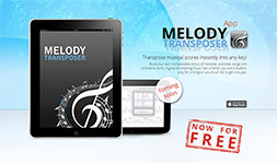 Melody Transposer